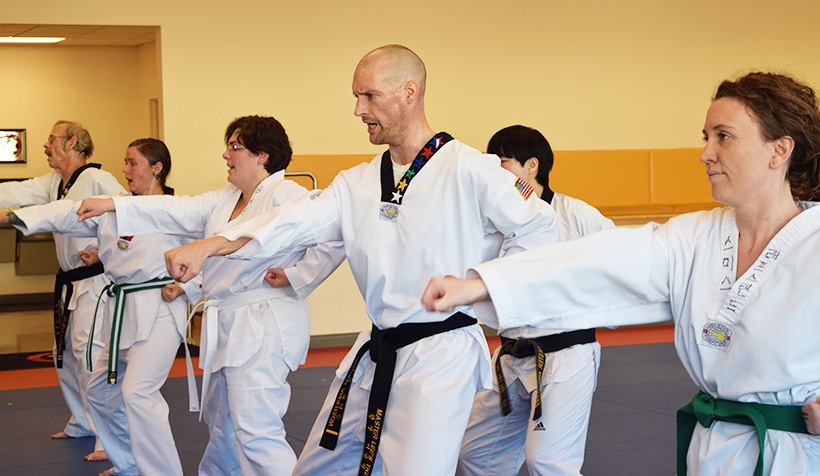Yong-In Master Lee's Tae Kwon Do – Boise, Eagle, Meridian